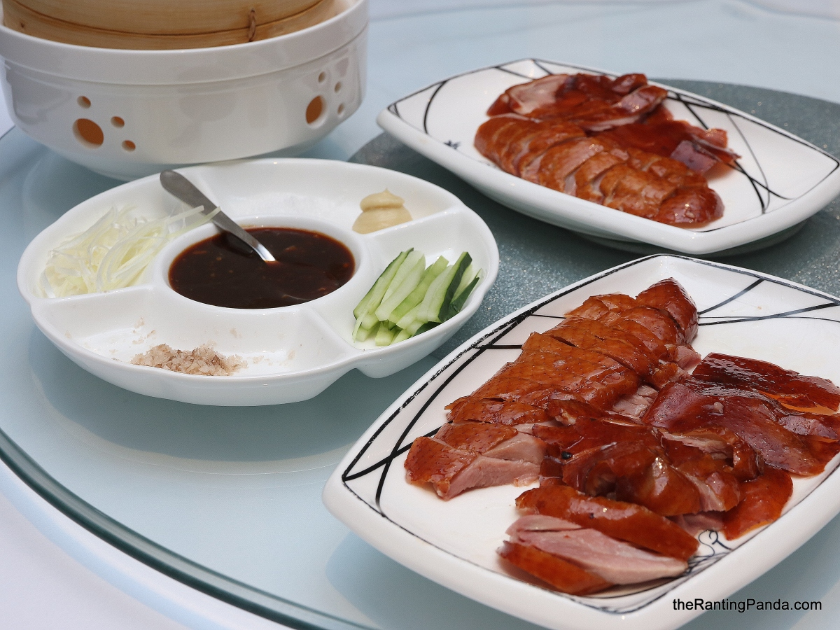 Food Review: Forbidden Duck at Marina Bay Financial Centre | Chef Alvin Leung of Three Michelin-Starred Bo Innovation Opens First Restaurant in Singapore