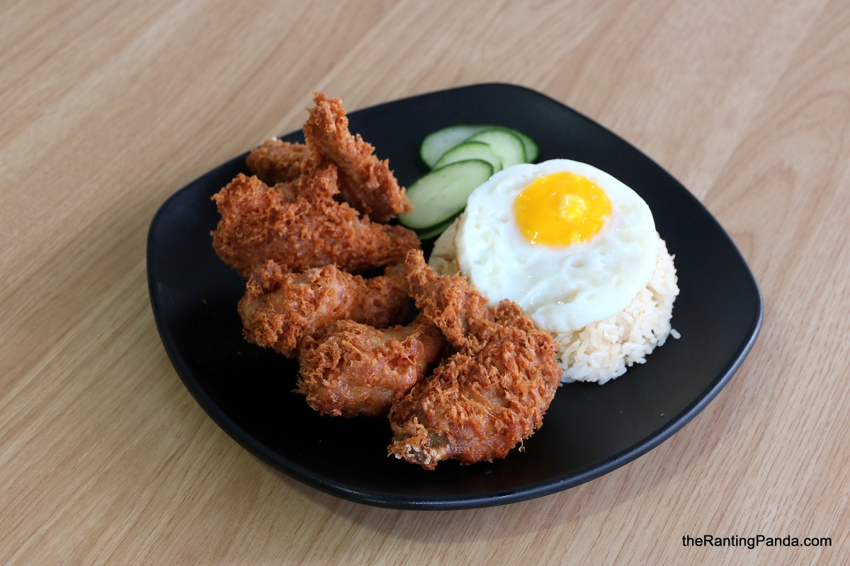 Food Review: Ah Tan Wings at Yishun Park Hawker Centre | One of the best Har Cheong Gai in Singapore