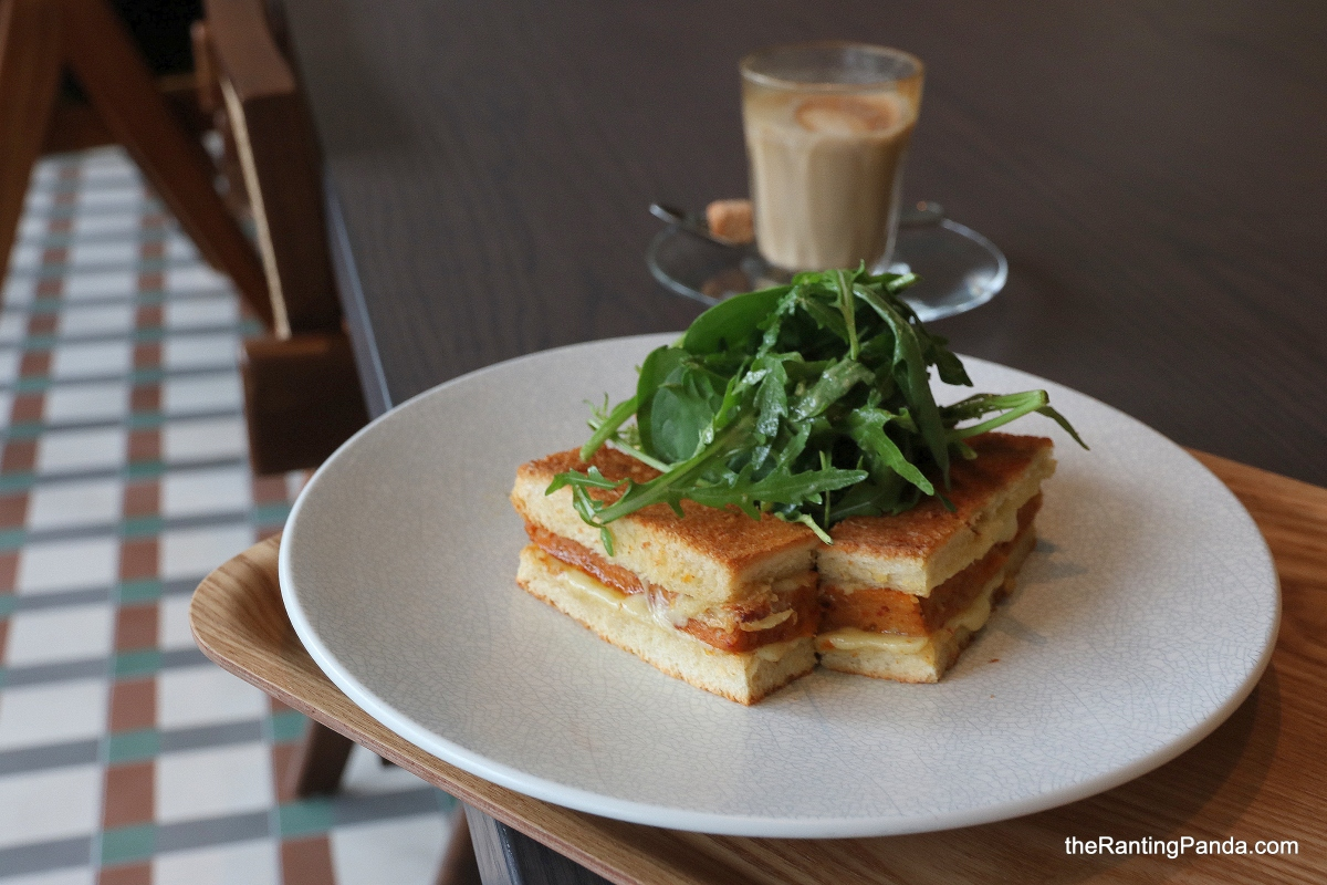 Food Review: Clan Cafe at Bukit Pasoh Road | Beautiful Cafe Space at the old Majestic Hotel, now the members-only Straits Clan