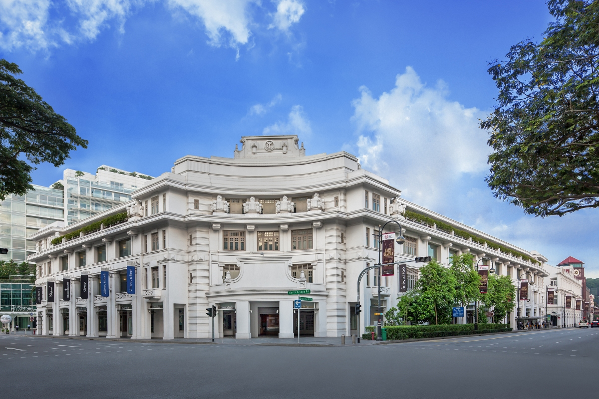 Snippets: The Capitol Kempinski Hotel Singapore at Capitol Singapore | The first Kempinski hotel in Singapore to open in September 2018