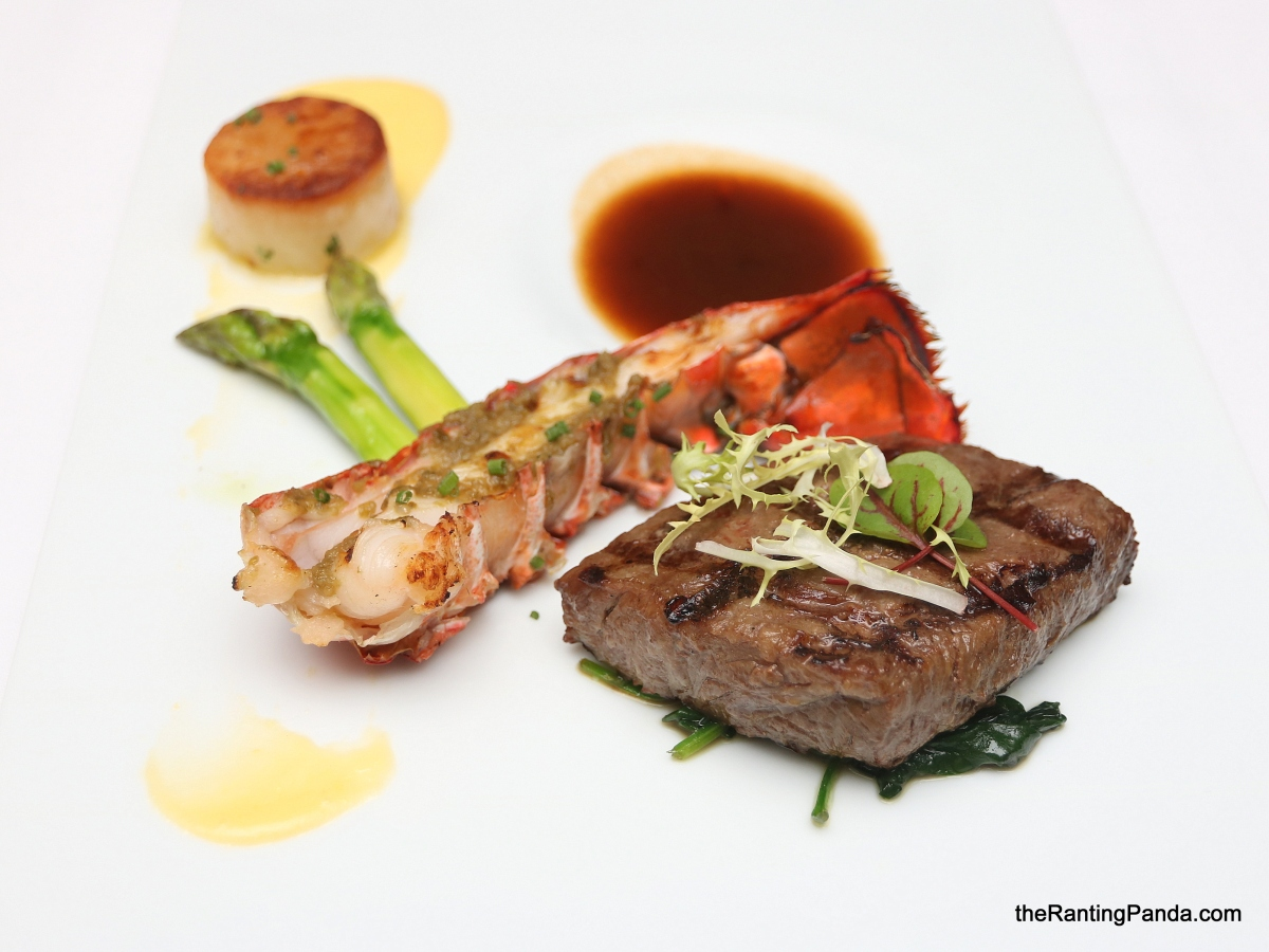Food Review: Gordon Grill at Goodwood Park Hotel | 4-Course Surf & Turf Menu for the Best of Both Worlds