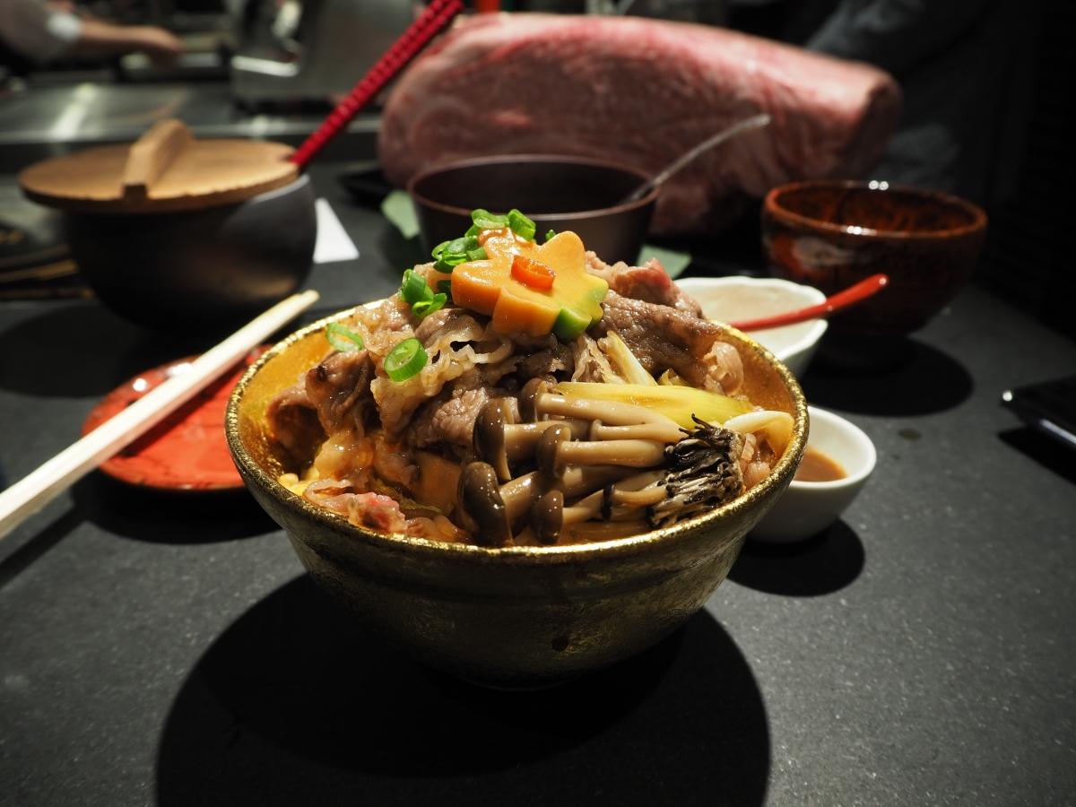 Food Review: Beef Sukiyaki Don Keisuke at Tanjong Pagar | Keisuke Takeda's Fifteen Restaurant in Singapore