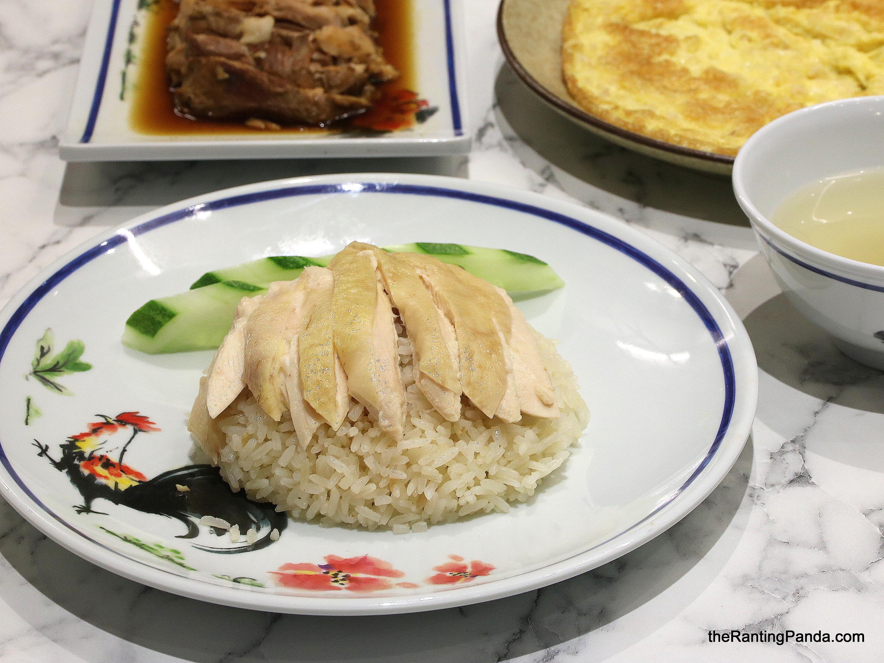food review go ang pratunam chicken rice at nex singapore