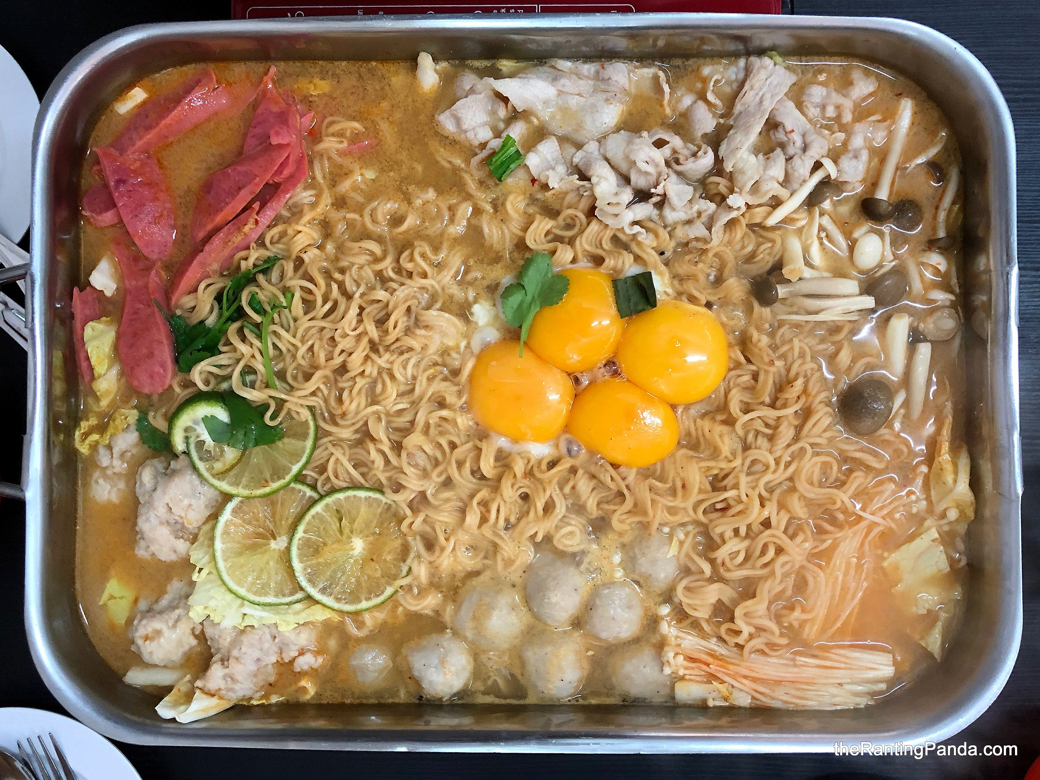 Food Review Thai Goldmine Kitchen At Kitchener Road Thai