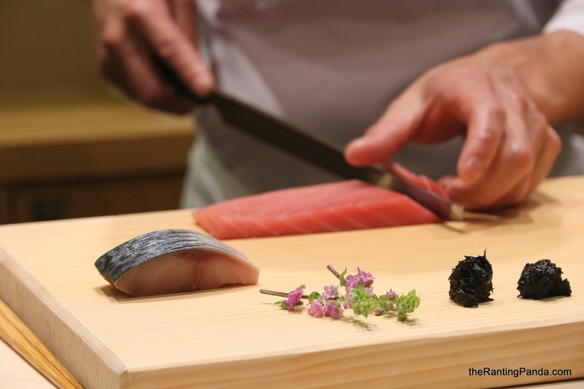 Food Review: Hashida Sushi at Mohamed Sultan | One of the Best Japanese Omakase Experiences in Singapore