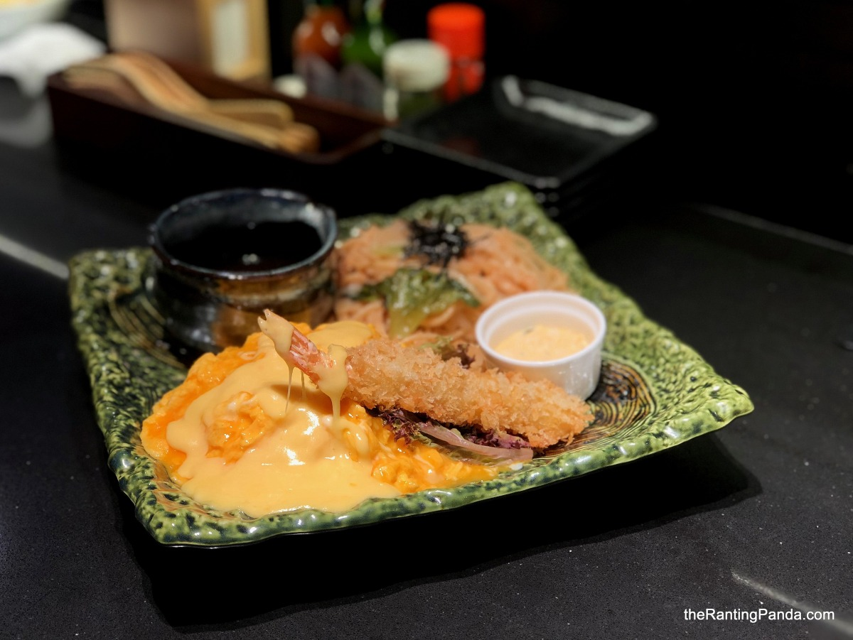 Food Review: Omurice Keisuke at Bugis+ | Casual Japanese Restaurant from S$9.90 by Keisuke Group