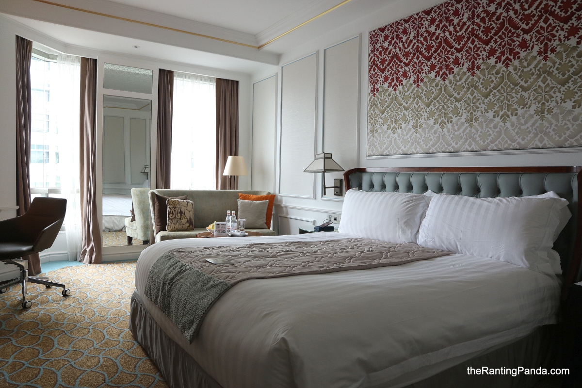 Hotel Review: InterContinental Singapore at Bugis | One of the Best IHG Property in Singapore