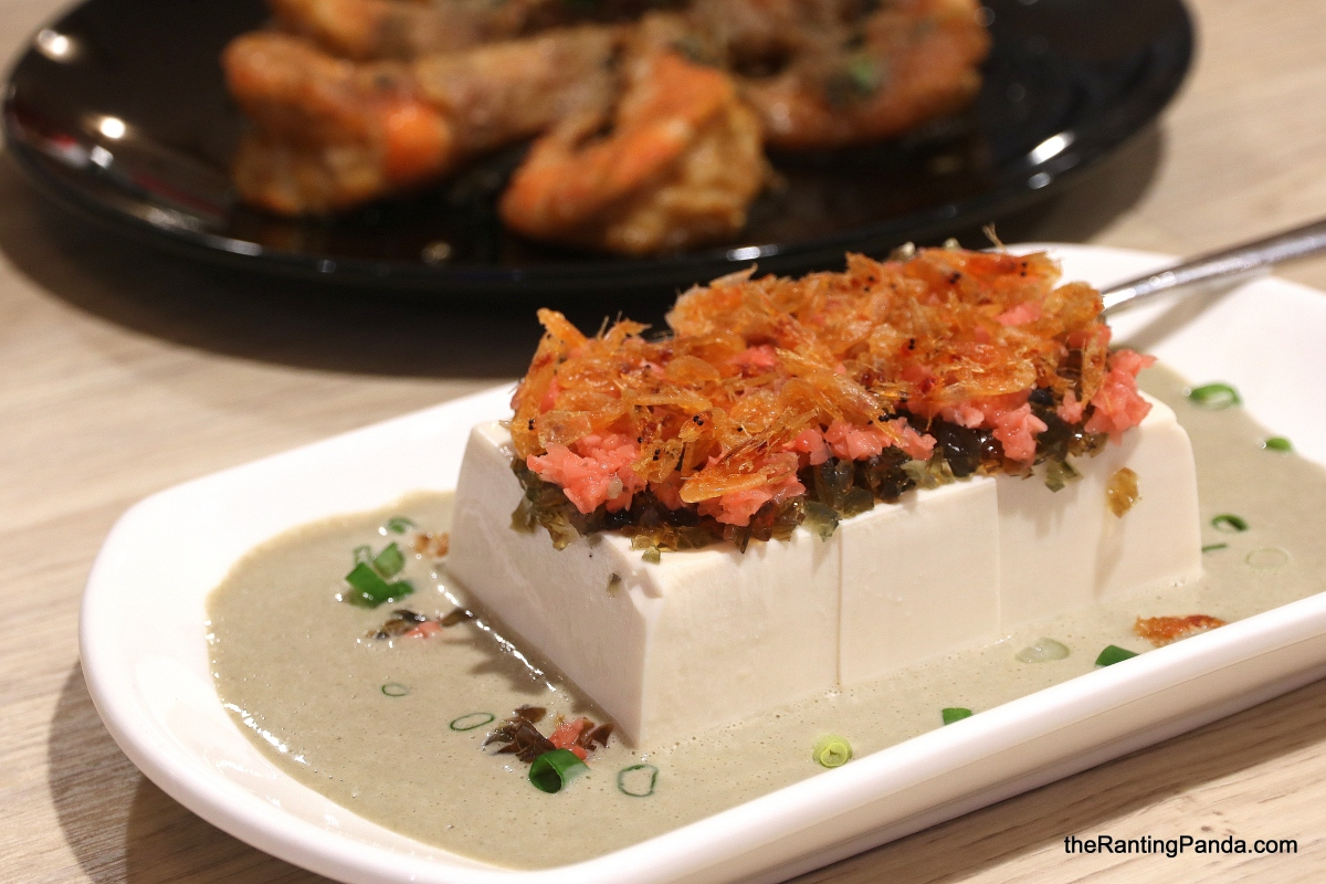 Food Review: Xi Yan Katong at I12 Katong Mall | First Suburban Casual Gourmet Dining Restaurant by Xi Yan Group