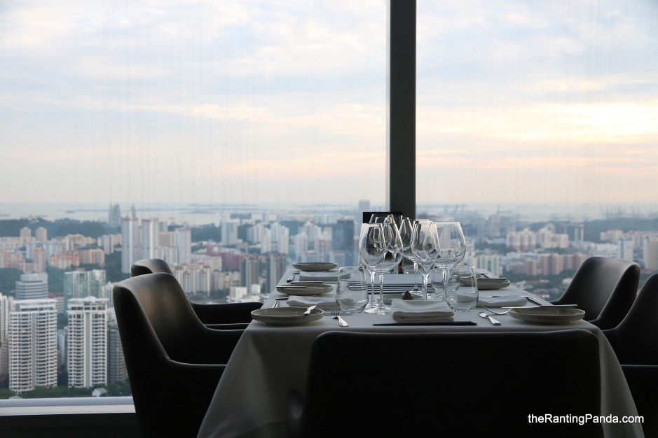 Snippets: The Most Romantic Restaurants in Singapore