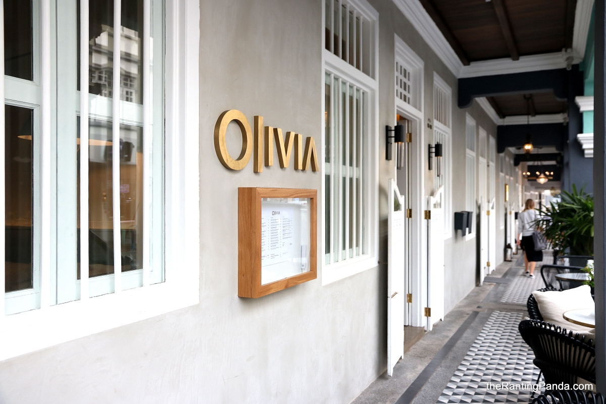 Food Review: Olivia Restaurant & Lounge at Keong Saik Road | Excellent Barcelona Food by Former Executive Chef of Catalunya
