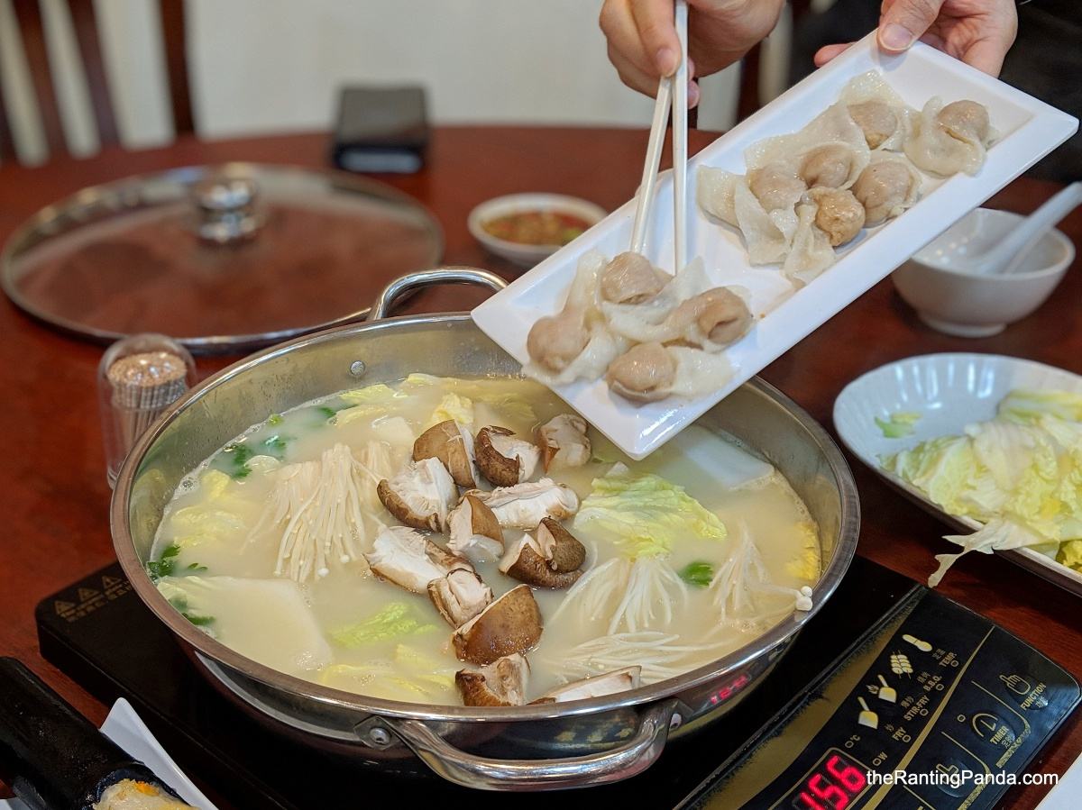 Food Review: Teochew Traditional Seafood Steamboat at Joo Chiat | Worthy Alternative to Beauty in The Pot and HaiDiLao Hot Pot?