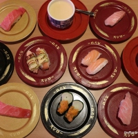 Food Review: Sushiro At Tiong Bahru Plaza | Japan's No. 1 Kaiten Sushi Chain Opens in Singapore