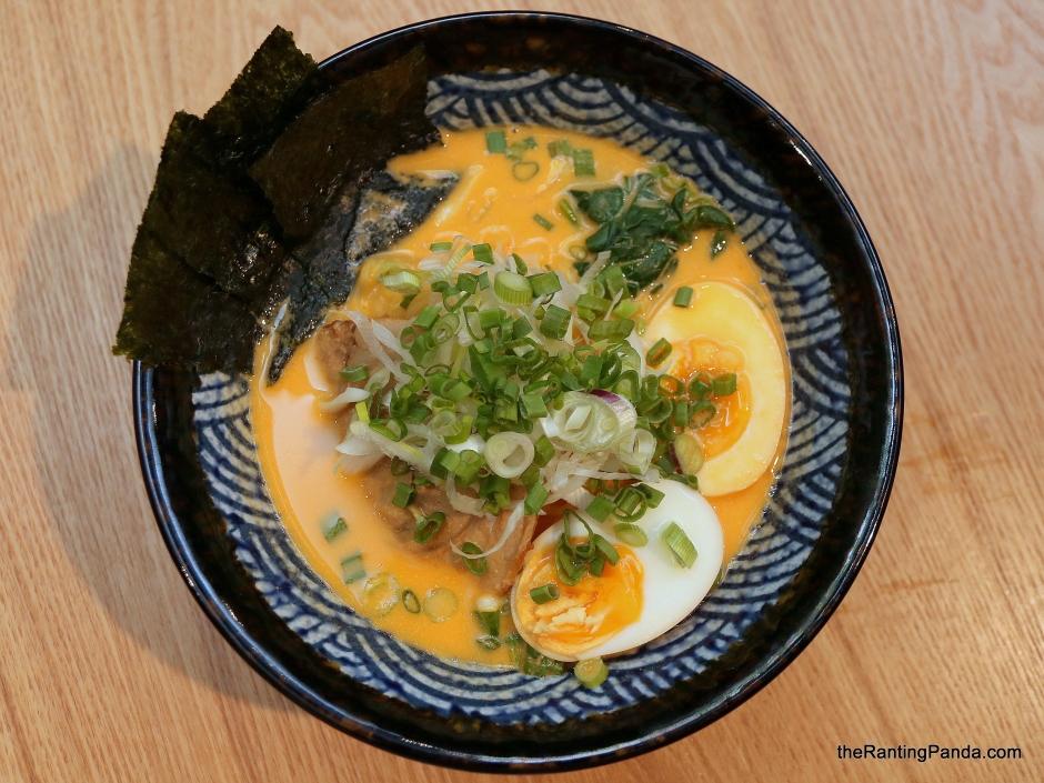 Food Review: Seizan Uni Ramen at Wisma Atria's Picnic ...
