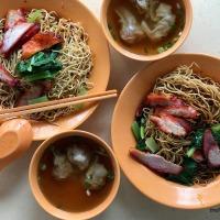 Food Review: Koung's Wan Tan Mee In Geylang   One Of Best Wanton Noodles In Singapore