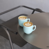 Food Review: Lucid At Hamilton Road | Industrial Minimalist Cafe In Lavender