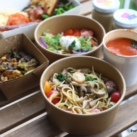 Snippets: New And Buzzing Jun 2020 | Food Deliveries And Takeaways We Had During Circuit Breaker In Singapore