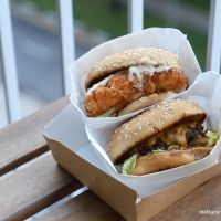 Food Review: Zipp Burger & Pasta At Amoy Street Food Centre | Affordable And Modern Western Food Hawker Concept In CBD