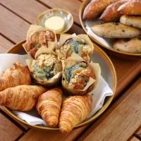 Food Review: Raffles Courtyard At Raffles Hotel Singapore | Alfresco Dining With New Weekend Brunch Menu