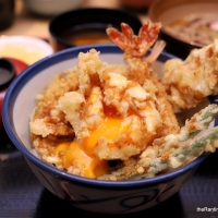 Food Review: Tempura Tendon Tenya At Orchard Central | Popular Japanese Tendon From S$7.90 Opens First Outlet In Singapore