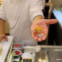 Food Review: Ginza Shinto At Mohamed Sultan Road | Contemporary Japanese Sushi & Omakase Restaurant At Robertson Quay