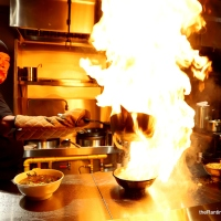 Food Review: Menbaka Fire Ramen Singapore In Cineleisure Orchard | Kyoto Famous Fire Ramen Opens First Outlet Outside of Japan