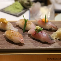 Food Review: Wa-i Sushi At The Scarlet Hotel | New Japanese Omakase Restaurant With 8-Course Dinner Omakase