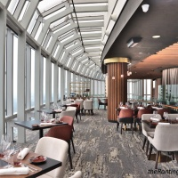 Food Review: Fire At 1-Atico Atop Ion Orchard | Contemporary Argentinian Restaurant By 1-Group With Splendid Views of Singapore Skyline