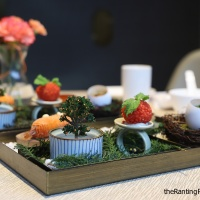 Food Review: Peach Blossoms At Parkroyal Collection Marina Bay | Contemporary Chinese Cuisine, Beautiful Dining Space