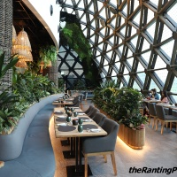 Food Review: Greenhouse Restaurant At Dusit Thani Laguna Singapore | Gorgeous All-Day Dining Restaurant With Lush Dining Ambience