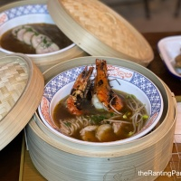 Food Review: Ebi Bar At Cuppage Plaza | Modern Singaporean Noodle Bar With Umami Prawn Broth