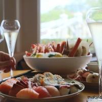 Food Review: Town Restaurant At The Fullerton Hotel Singapore | New Sunday Brunch Buffet By The Singapore River